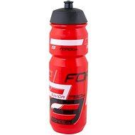Force SAVIOR 0,75 l, piros-fekete-fehér - Ivó palack