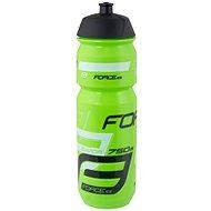 Force SAVIOR 0,75 l, zöld-fehér-fekete - Ivó palack