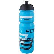 Force SAVIOR 0,75 l, kék-fehér-fekete - Ivó palack