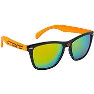 Force FREE fekete-narancs, narancs. lézer üveg - Kerékpáros szemüveg