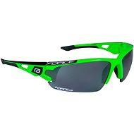 Force CALIBER fluo zöld, fekete lézerüveg - Kerékpáros szemüveg