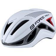 Force REX - fehér-szürke - Kerékpáros sisak