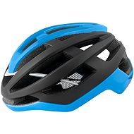 Force LYNX, matt fekete-kék - Kerékpáros sisak