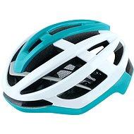 Force LYNX - fehér-türkiz - Kerékpáros sisak