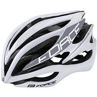 Force SAURUS - fehér - Kerékpáros sisak