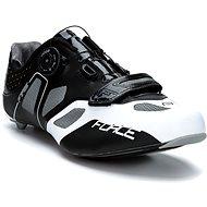 Force Fire Carbon - fekete/fehér - Kerékpáros cipő