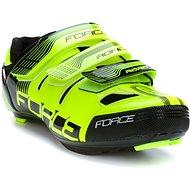 Force Road - fluo/fekete - Kerékpáros cipő
