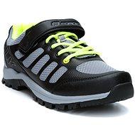 Force Walk - fekete/szürke/ fluo - Kerékpáros cipő