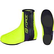 Force NEOPRENE BASIC, fluo - Kerékpáros kamásli