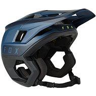 Fox Dropframe Pro sisak kék / fekete - Kerékpáros sisak