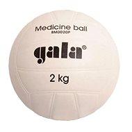 GALA Medicinlabda, műanyag, 2 kg - Medicinlabda