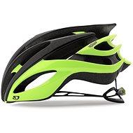 Giro Atmos II Mat Black/Highlight Yellow M - Kerékpáros sisak
