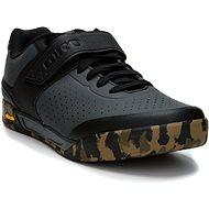 GIRO Chamber II Black/Dark Shadow/Gum - Kerékpáros cipő
