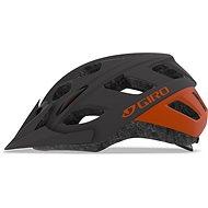 GIRO Hex Mat Black/Orange M - Kerékpáros sisak