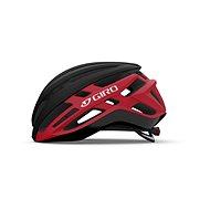 GIRO Agilis Mat Black/Bright Red - Kerékpáros sisak