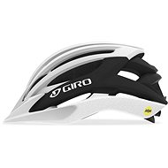 GIRO Artex MIPS Mat White/Black - Kerékpáros sisak