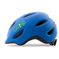 GIRO Scamp Mat Blue/Lime - Kerékpáros sisak