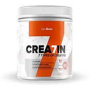 GymBeam Crea7in 600 g, peach ice tea - Kreatin