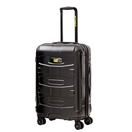 CAT Trolley Polikarbonát - fekete, 59,5l - TSA záras bőrönd