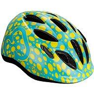 Hamax Skydive kerékpározás zöld-sárga / sárga szalaggal - Kerékpáros sisak