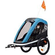 Hamax Avenida One petrol kék - Bicikli után köthető gyermekutánfutó