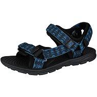 Hannah Feet kék/fekete - Szandál