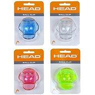 Head Ball Clip - Színes - Tartó