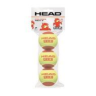 Head T.I.P Red (3 db) - Teniszlabda