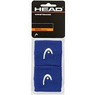 """Head Wristband 2.5"""" kék - Csuklópánt"""