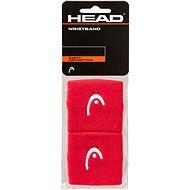 """Head Wristband 2.5"""" piros - Csuklópánt"""