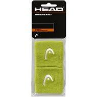 "Head Wristband 2.5"" lime - Csuklópánt"