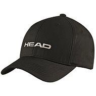 Head Promotion Cap fekete, méret: UNI - Baseball sapka