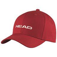 Head Promotion Cap piros, méret: UNI - Baseball sapka