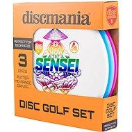 Discmania ACTIVE - Discgolf készlet
