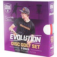 Discmania EVOLUTION - Discgolf készlet