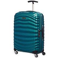 Samsonite SPINNER 55/20 Petrol Blue - LITE-SHOCK 1 - TSA záras bőrönd