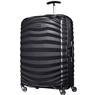 Samsonite SPINNER 75/28 Black - LITE-SHOCK 1 - TSA záras bőrönd