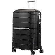 Samsonite Flux SPINNER 69/25 EXP Black - TSA záras bőrönd