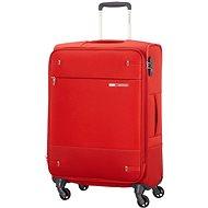 Samsonite BASE BOOST SPINNER 66/24 EXP RED - TSA záras utazóbőrönd