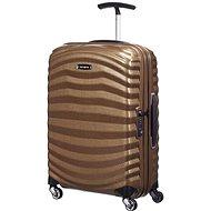 Samsonite SPINNER 55/20 Sand - LITE-SHOCK 1 - TSA záras utazóbőrönd