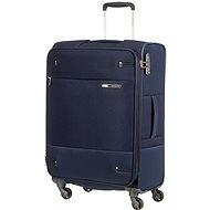 Samsonite Base Boost SPINNER 66/24 EXP Navy Blue - TSA záras bőrönd