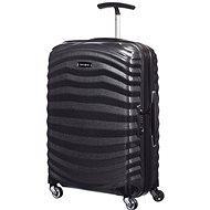 Samsonite SPINNER 55/20 Black - LITE-SHOCK 1 - TSA záras utazóbőrönd