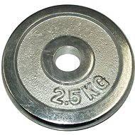 Acra Króm súlytárcsa 2,5 kg / 25 mm-es rúdhoz - Súlytárcsa