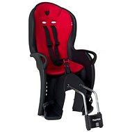 Hamax Kiss fekete / piros - Kerékpár gyerekülés