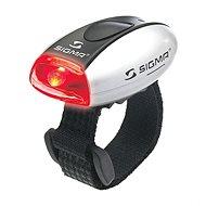Sigma Micro piros hátsó LED lámpa - Kerékpár lámpa