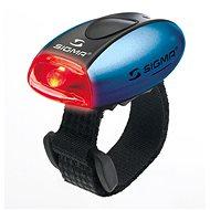 Sigma Micro kék /hátsó lámpa LED-vörös - Kerékpár lámpa