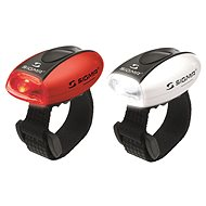 Sigma Sada Micro piros + fehér / LED piros + fehér - Kerékpár lámpa
