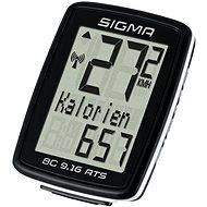 Sigma BC 9.16 ATS - Kerékpáros computer