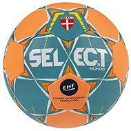 Kézilabda Select Mundo zöld-narancs, 2-es méret - Kézilabda