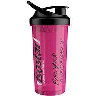 Isostar Shaker 700ml, rózsaszín - Shaker